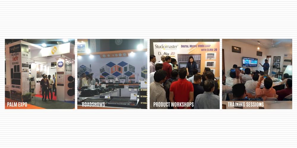 Customer Engagement Studiomaster Professional India