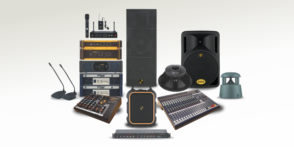 Product Offerings Studiomaster Professional India