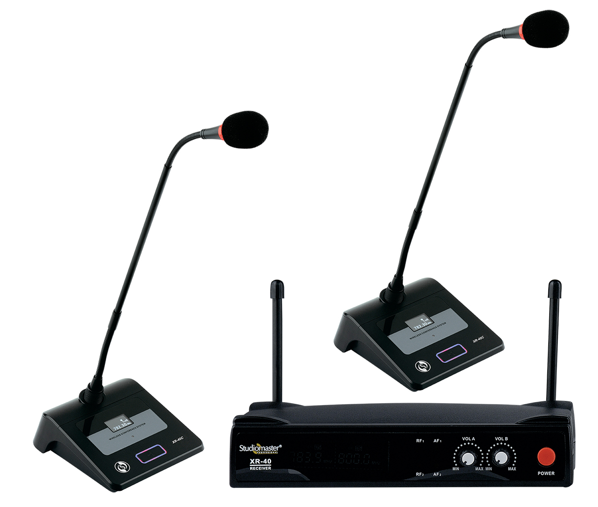 XR 40 CC Wireless-Conference-Microphone-Studiomaster-Professional.jpg