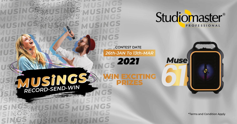 Musing Contest Header 01 1