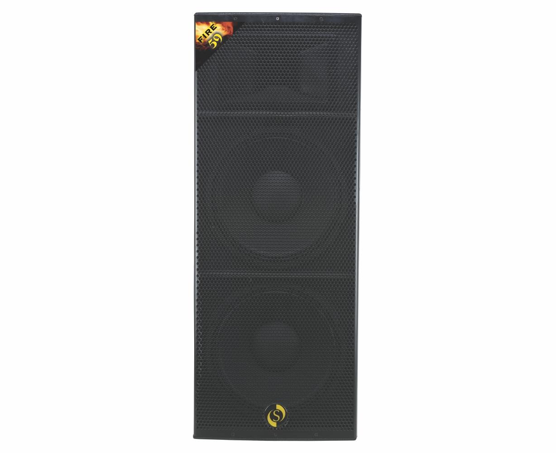 Fire 59 Front loudspeaker studiomaster professional